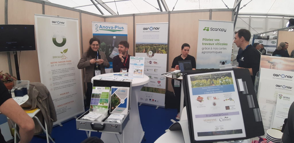 stand collectif agronov sitevi 2019